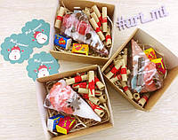 Подарочный набор Happy box романтичный #1