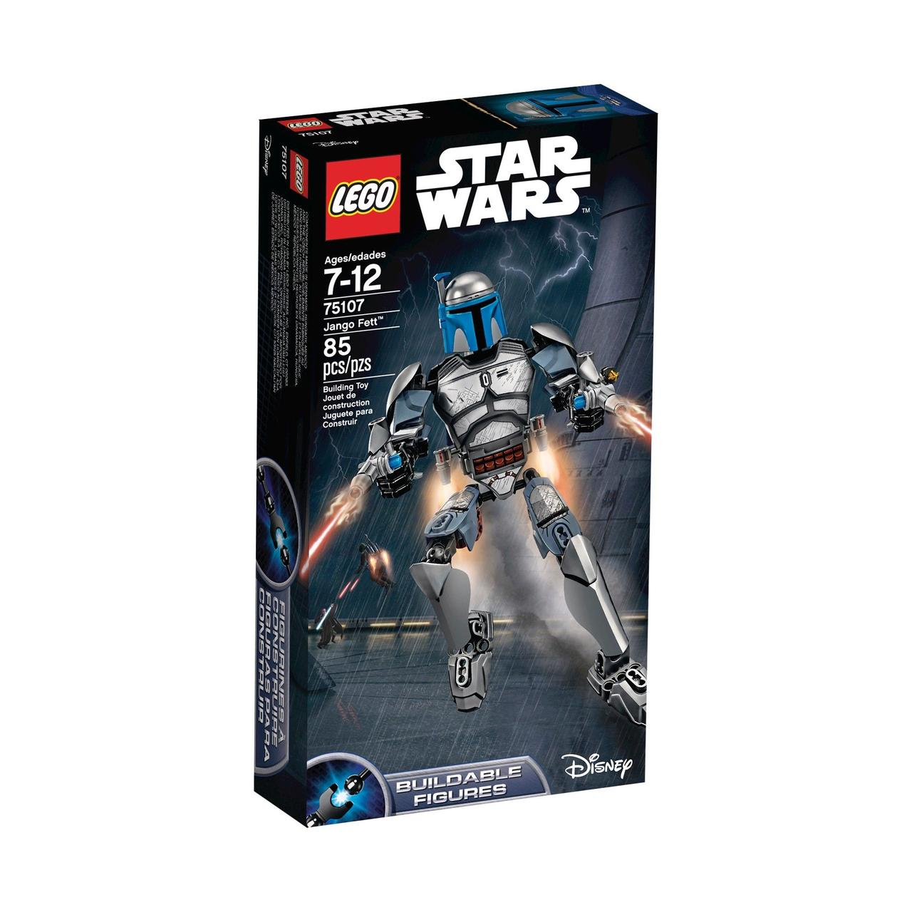 Конструктор LEGO Star Wars Джанго Фетт 75107