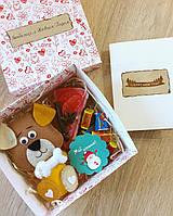 Подарочный набор Happy box новогодний #1