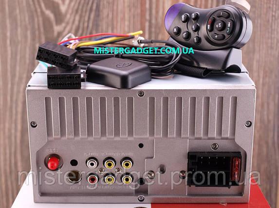 Магнитола 2Din 7022CRBG Пульт на руль 7-дюймов  Автомагнитола 7022 с GPS и Bluetooth, фото 2