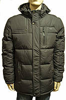 "Куртка зимняя ""Baof"". Длинная. Мужская"