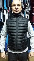 Жилетка Nike чёрная