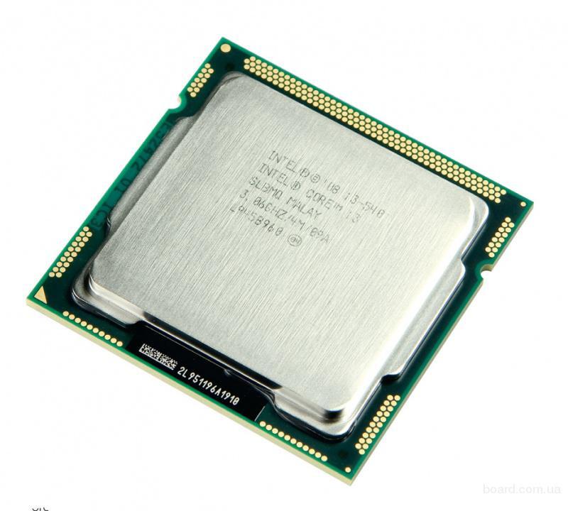 Процессор Intel Core i3-540 3.06GHz, s1156, tray