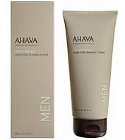 Мягкий крем для бритья  без пены  AHAVA  Израиль