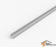 Уголок алюминиевый 10х10х1мм АД31Т5 AS Серебро