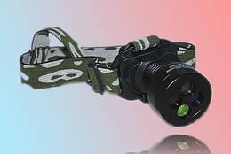 Фонарик налобный POLICE BL-6804 15000W