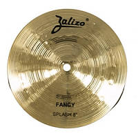 "Zalizo Тарелка для барабанов Zalizo Splash 8"",10"" Fancy-series 10 дюймов"