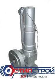 Клапан предохранительный СППК4р Ду 50/50, Ру 16 кгс/см2., фото 2