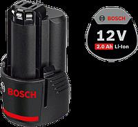 Аккумуляторная батарея Li-ion Bosch GBA 12 V, 2.0 Ач