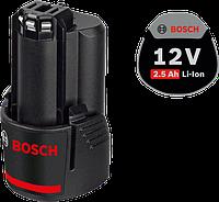 Аккумуляторная батарея Li-ion Bosch GBA 12 V, 2.5 Ач
