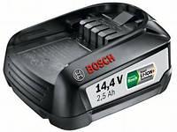 Аккумуляторная батарея Li-ion Bosch PBA 14.4 V, 2.5 Ач