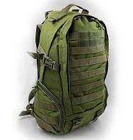 Рюкзак тактический Silver Knight 25л (олива), фото 1