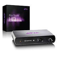 AVID Mbox Pro, 00x or HD/TDM System to HD Native TB with Pro Tools | HD Software
