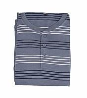 Пижама ROSSLI MELANGE, размер 2хл мужские пижамы, мужские пижамы,  XXL, XXL хаки