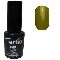 Гель-лак №151 (оливковый) 10 мл Tertio
