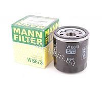 Фильтр масляный MANN Geely Emgrand X7 Джили Эмгранд Х7 1136000118
