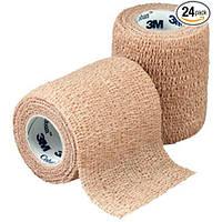 Эластичный бинт 3M™ Coban™ Self-Adherent Wrap упаковка 24шт