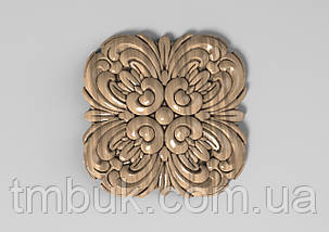 Розетка 47 - 60х60 - декоративная, фото 2