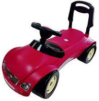 Игрушка детская Машинка для катання МЕРСИК червоний