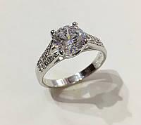 Кольцо XP в серебре, размер 17, 18, 19