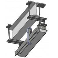 Весы монорельсовые Axis 2BDU150М практичная до 150 кг