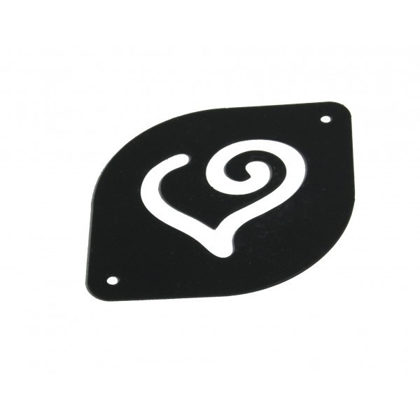 Трафарет для капучино Сердце