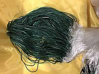 Сеть рыболовная трехстенная (порежная) 3м/80м-100м груз вшит, цвет белый ячейка 60мм