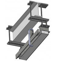 Весы монорельсовые Axis 2BDU600М стандарт до 600 кг