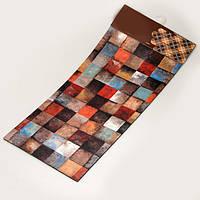 Резиновый придверный коврик (56х26 см.)