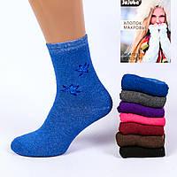 Махровые женские носки Jujube A121-8. В упаковке 12 пар