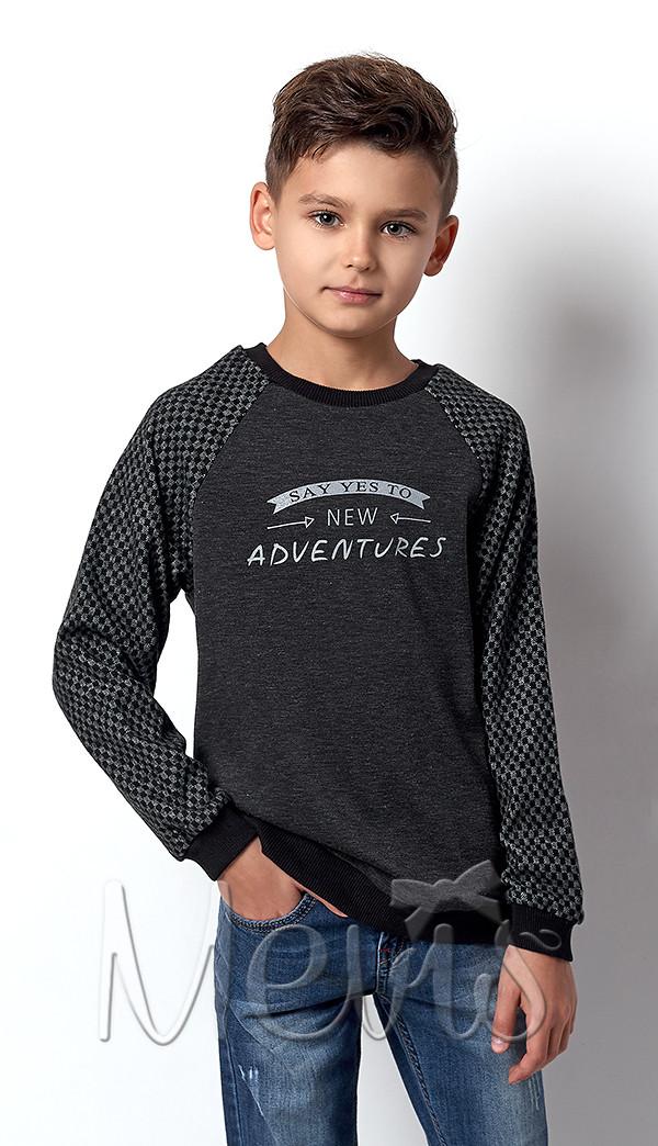 Детский реглан для мальчика 128