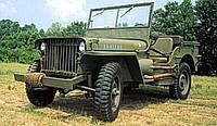 Bantam BRC-40 - первый военный внедорожник
