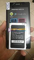 Аккумулятор (батарея) для Prestigio MultiPhone PSP 3503 Wize C3 1800mAh +ПОДАРОК