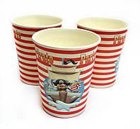 Набор стаканчиков Пираты 10 штук