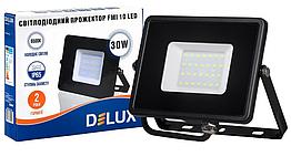 Светодиодный прожектор Delux FMI 10 LED 30W 6500K IP65