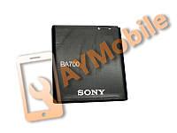 Аккумулятор Батарея Sonyericsson BA700 Xperia Neo ST18i MK16I LT16I MT11 Оригинал