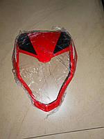 Обтекатель фары красный Loncin SX2 250GY-3