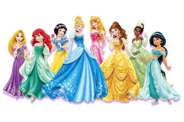 Принцессы Диснея куклы