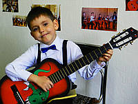 Обучение игре на гитаре для детей и взрослых. Киев. Центр. Печерск.
