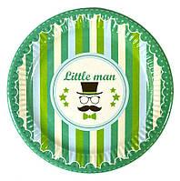 Набор тарелок 10 штук Little Man размер 180 мм