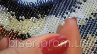 Технология вышивки бисером