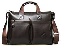 Мужская сумка POLO. Сумка портфель. Сумка ПОЛО. Стильная сумка. Модная сумка., фото 1
