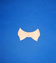 Бабочка-галстук №19 заготовка для декора