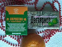 Акрустал крем, медовая формула, 65 мл и в подарок Мыло твердое Дегтярное с берёзовым дегтем, 140 г. Набор