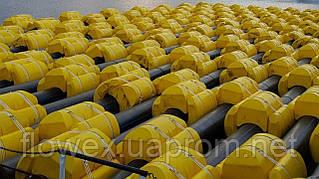 Пластиковый поплавок для пульпопровода