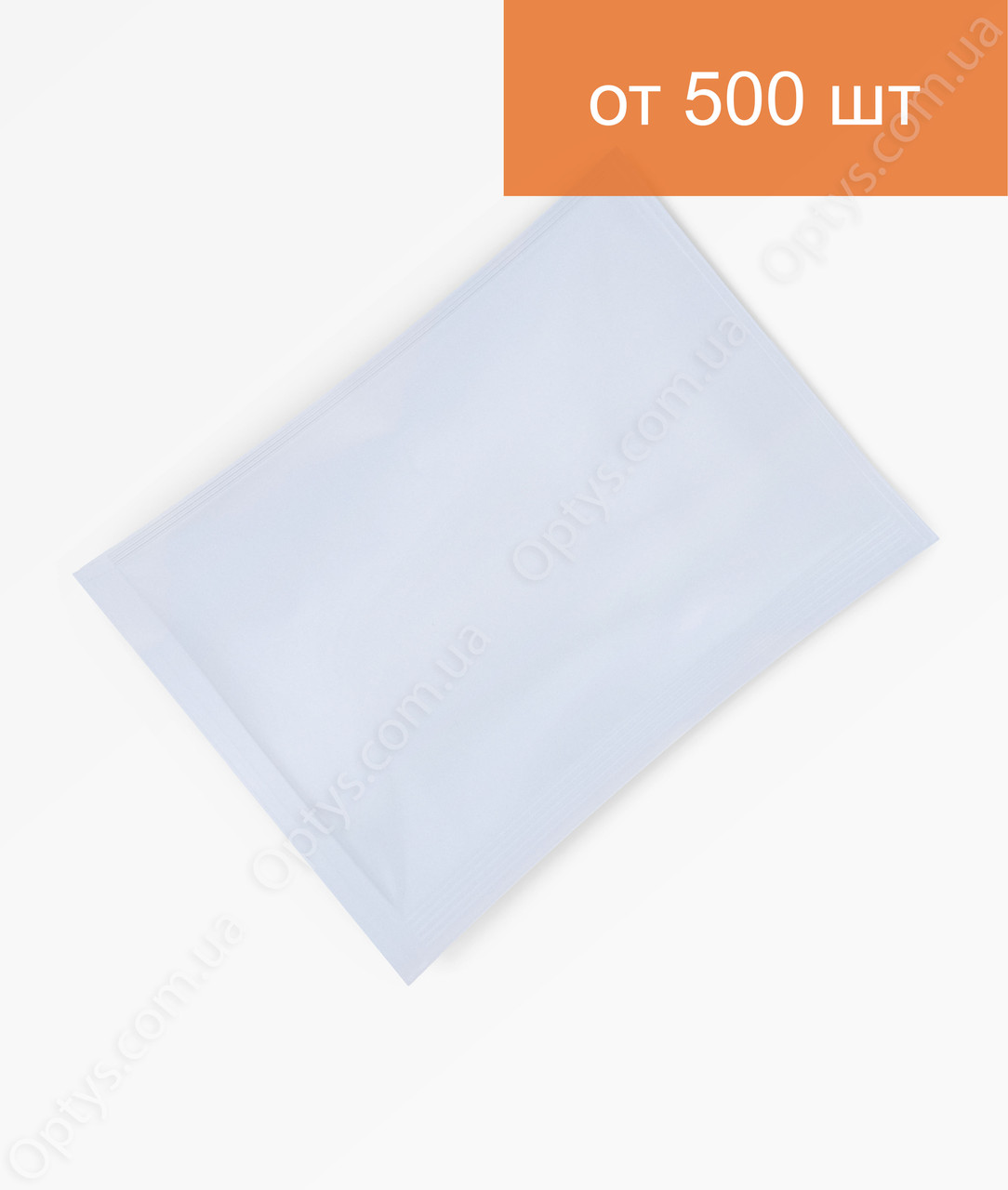 Пакет саше Білий 65*120