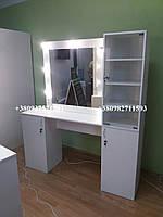 Визажный стол с витриной. Модель А94, фото 1