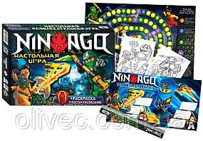 """Настольная игра """"Ninjago"""""""