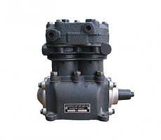 Компрессор с пробками в сборе (без шкива, нижней крышки, регулятора давления и патрубка) ЗИЛ-131