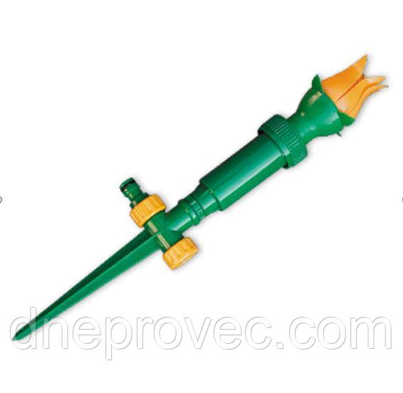 Пластиковый статический ороситель на колышке LILIA ECO-3355
